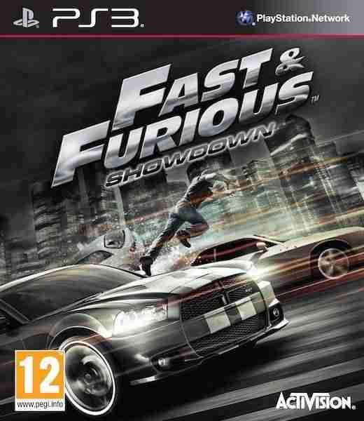 Descargar Fast And Furious Showdown [English][Region Free][FW 4.3x][DUPLEX] por Torrent